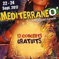 Festival MéditerranéO' Confluences
