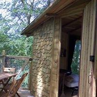 Cabane dans les Arbres en Baie de Somme