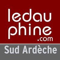 Le Dauphiné Libéré Aubenas Sud-Ardèche
