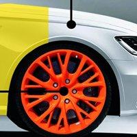 Folie ochronne na lakier zmiana koloru auta kraków