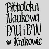 Biblioteka Naukowa PAU i PAN w Krakowie