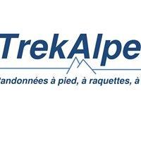 TrekAlpes - Randonnées - à pied - à raquettes - à ski