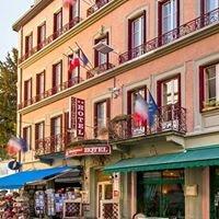 Hotel Continental, Evian-les-Bains, France