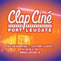 Clap ciné de Leucate