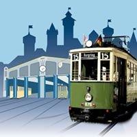 Historisches Straßenbahndepot St. Peter