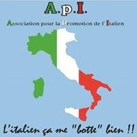 Association pour la Promotion de l'Italien API