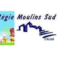Régie Moulins Sud