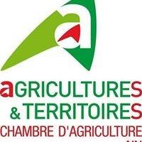 Chambre d'agriculture de l'Ain