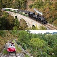 Train de l'Ardèche et Vélorail des Gorges du Doux
