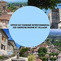 Office de Tourisme Sud Ardèche Rhône et Villages
