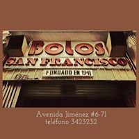 Bolera San Francisco - Página Original