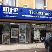 MFP Concerts & MFP Ticketshop Karlskron