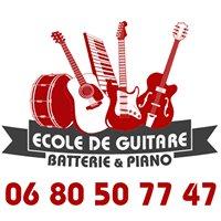Ecole de Guitare Saverne - Jérémie Maennlein