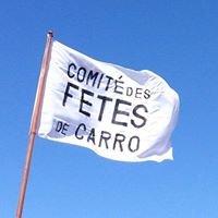 Comité des Fêtes de Carro
