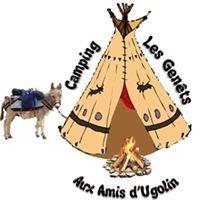 """Camping """"Les Genêts"""" - GEX"""