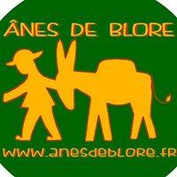 ÂNES de BLORE - Location d'ânes de bât à Valdeblore - 06