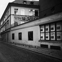 Divadlo Na zábradlí - kavárna