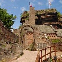 Castrum Borra / château du Haut-Barr / Saverne