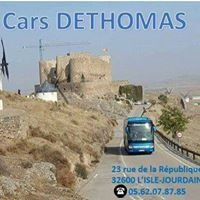 Cars Dethomas