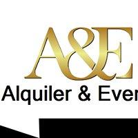 Alquiler Y Eventos