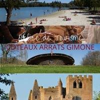Tourisme Coteaux Arrats Gimone