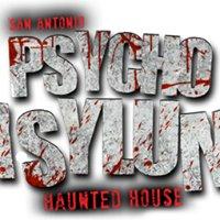 Psycho Asylum Haunted HOUSE
