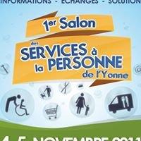 Salon des Services à la Personne de l'Yonne