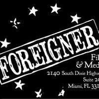 Foreigner Film & Media