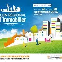 Salon Régional de l'Immobilier Alsace - Page Officielle
