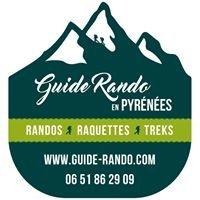 Guide rando Pyrénées