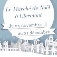Marché de Noël de Clermont-Ferrand