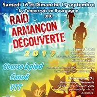 Raid Armançon Découverte