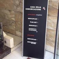 Casa Della Comunicazione-Serviceplan
