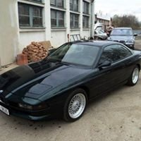 BMW 850 power