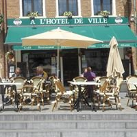 """Café-Brasserie """"A l'Hôtel de Ville"""""""