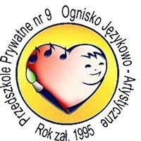 Przedszkole Prywatne nr 9 Ognisko Językowo - Artystyczne