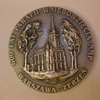 Parafia Rzymskokatolicka Wniebowzięcia N.M.P. w Warszawie-Zerzniu