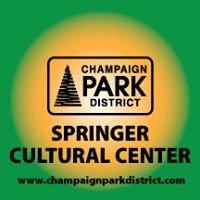 Champaign Park District Springer Cultural Center