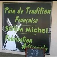 Pain/Pâtisserie-Soum Michel-Fabrication Artisanale