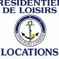 Port Carrère - camping et gîtes dans les Landes