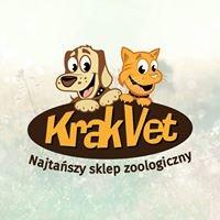 KRAKVET - Najtańszy sklep zoologiczny!