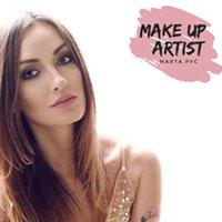 Marta Pyć - make up artist