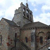 Église Saint-Alban de Saint-Alban-sur-Limagnole