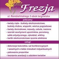Kwiaciarnia FREZJA, Płock