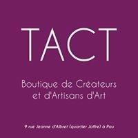 TACT, boutique de créateurs et d'Artisans d'Art à Pau