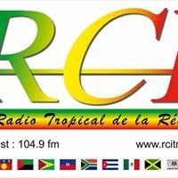 RCI 1ère Radio Tropicale l'ile de la Réunion