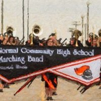 Normal Community High School Bands