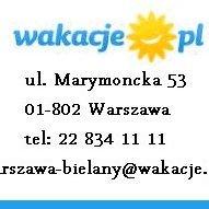 Wakacje.pl Warszawa-Bielany