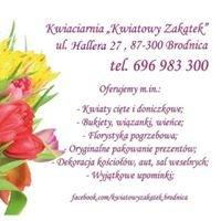 """Kwiaciarnia """"Kwiatowy Zakątek"""""""