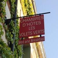 """Les Volets Verts """"Chambres d'hôtes de charme """""""